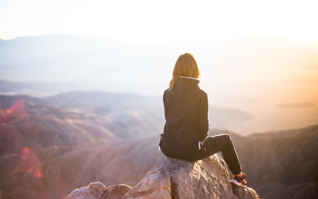 Stop Enabling Yourself to Stay Stuck in the Muck in the Safety of Your Comfort Zone